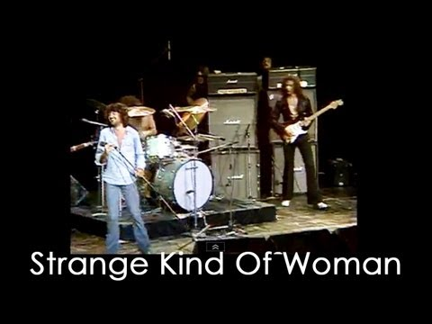 Deep Purple - Strange Kind Of Woman - Live 1973 (USA, New York)