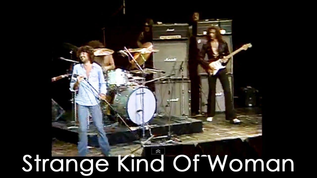 Deep Purple - Strange Kind Of Woman - Live 1973 (USA, New York)