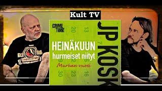 KultTV#111: Manifetsi! Hiilijalanjäljillä! Heinäkuun hurmeiset niityt!