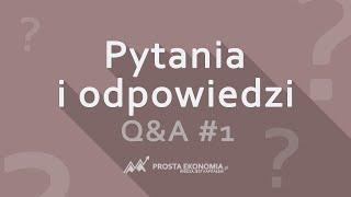 Pytania i odpowiedzi #Q&A