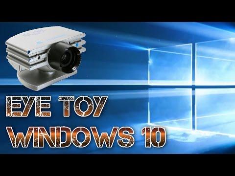instalar-eyetoy-webcam-en-windows10-,-windows-8-.-webcam-ps2-en-pc---download