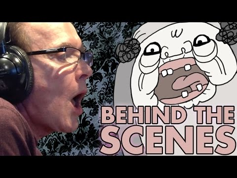 Behind the Scenes: The Voices of Blackford Manor on Cartoon Hangover streaming vf