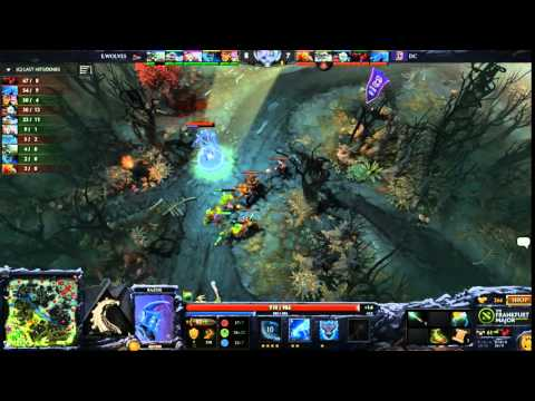 Digital Chaos vs Elite Wolves - Game 2 - Frankfurt Major Hub - KoTL, LD, Charlie