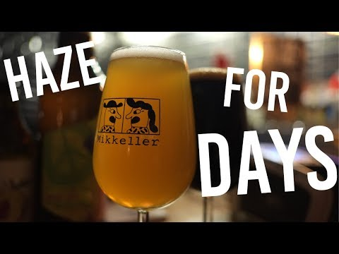 The Beer log: the last word on haze? | The Craft Beer Channel