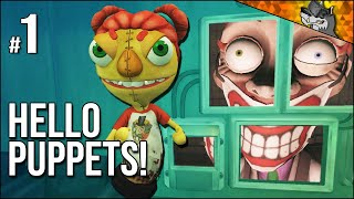 Hello Puppets! | Part 1 | If The Muppets Were A HORROR Show