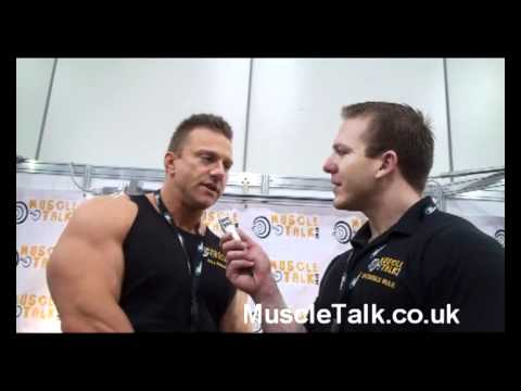Interview with Oliver Price at the British Grand Prix 2011
