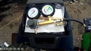 Пневмотестер ПТ-1. Манометр давления в топливной рампе. Краткие обзоры.