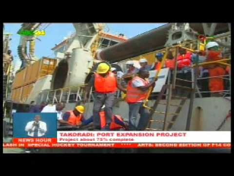 Takoradi Port Expansion Project