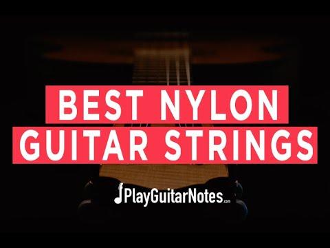 Best Nylon Guitar Strings - Play Guitar Notes - 2021
