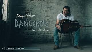 Morgan Wallen – Whiskey'd Mỳ Way (Audio Only)