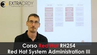 RH255 Red Hat System Administration III RHCSA and RHCE descritto da Lorenzo Fanni