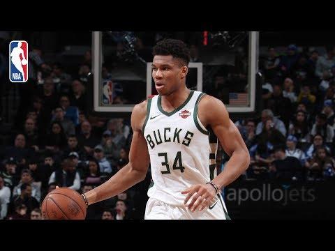 Bucks - Bucks beat Nets 113-94 as Giannis Antetokounmpo scores 30