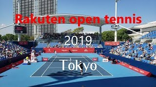 Mannarino VS Millman  Rakuten Japan Open Tennis