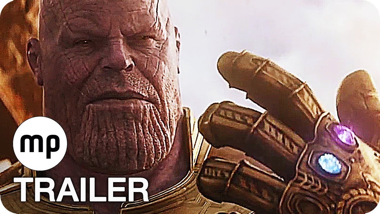 Avengers 3 Infinity War Trailer German Deutsch 2018