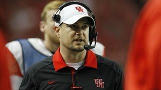 Houston's Tom Herman: Outside the Game | CampusInsiders