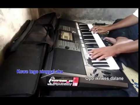 Ditinggal Rabi Karaoke Yamaha PSR