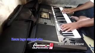 Ditinggal Rabi Karaoke Yamaha PSR MP3