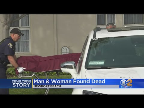 Bodies Of Man, Woman Found At Newport Beach Home