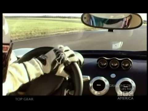 Bbc Top Gear Ascari Kz1 Lap Youtube