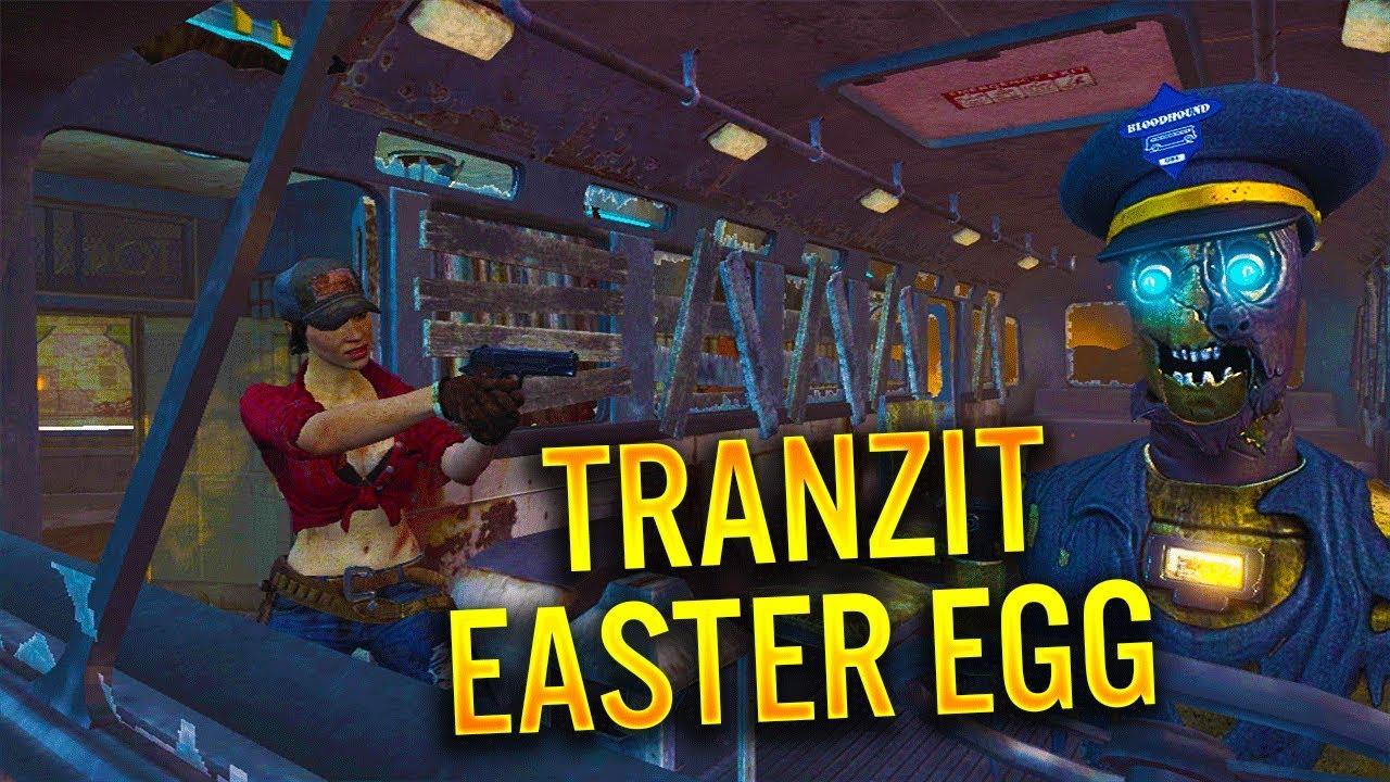 Tranzit 2-Player Easter Egg! (Richtofen Side) - YouTube