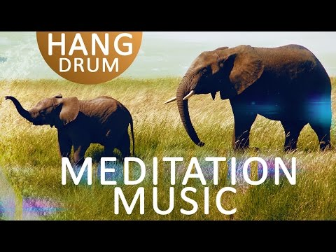 Peaceful Hang Drum (Handpan) ● Essence of Life ● for Meditation, Healing, Yoga, Spa, Relaxing Musiс