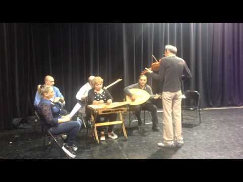 Armenian Traditional Music Group - Xariklaki (rehearsal)