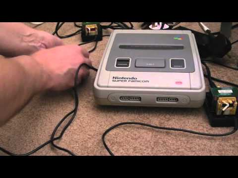 Nintendo SNES (Super Famicom) PSU (Power Supply) Repairs