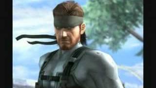 Metal Gear Solid 2 Theme skateboard remix