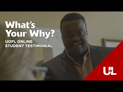 What's Your Why?: Troy's Story - Online Organizational Leadership Degree