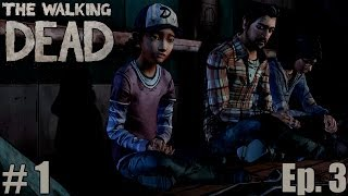 The Walking Dead 2ªT - Ep.3 - PRESOS! - Parte 1 (In Harm's Way)