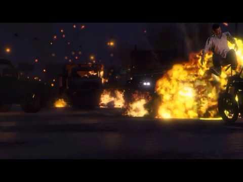GTA 5   Randale auf der Autobahn [Rockstar Editor - Fails und Outtakes]   HD