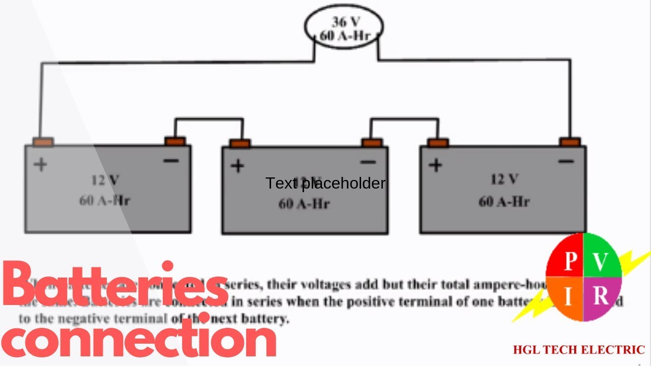 small resolution of batteries in series batteries in parallel batteries in series vs parallel