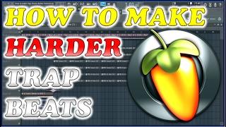 tutorial free flp how to make simple trap beats hit harder free flp