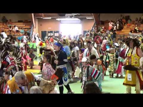 Siksika 2015 Pow Wow Intertribal Dance Day 1