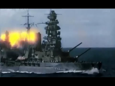 """Pacific"" War (color)"
