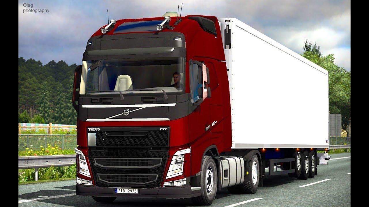 Ets2  Volvo Fh  U0026 Fh16 2012 V2 0
