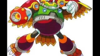 Mega Man X4 - Storm Owl