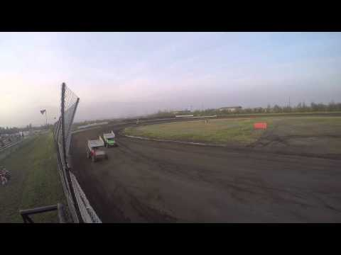 Winged Sprints - Mitchell Raceway - 7/31/2015