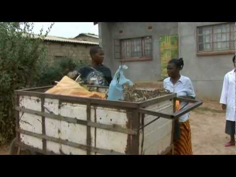 Waste business in Lusaka