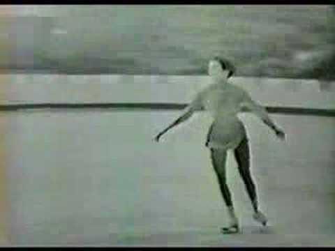 Laurence Owen - 1961 US National Championships Freeskate