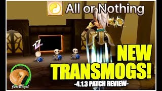 SUMMONERS WAR : Super Fun Jazzy New Animation Transmog Review Dot Com