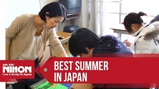 Language course in Tokyo - July and August 2013 - study Japanese and much much more by Go! Go! Nihon
