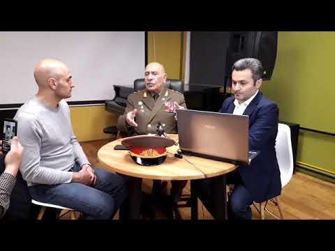 Об агрессии Азербайджана и Турции в отношение Арцаха. Генерал Норат Тер-Григорьянц. Часть 2