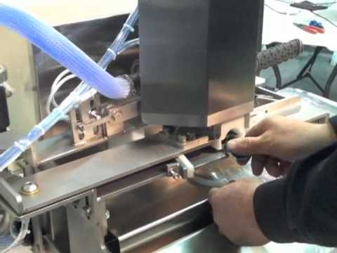 Latest model TORR Industries 130 semi-manual bag filler