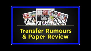 [Breaking News]The transfer rumors on talkSPORT-Friday 19 January: Chelsea want to Dzeko, Sanchez s thumbnail