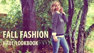 Fall Fashion Haul / Lookbook