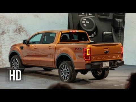 2019 FORD RANGER FIRST LOOK: WELCOME HOME