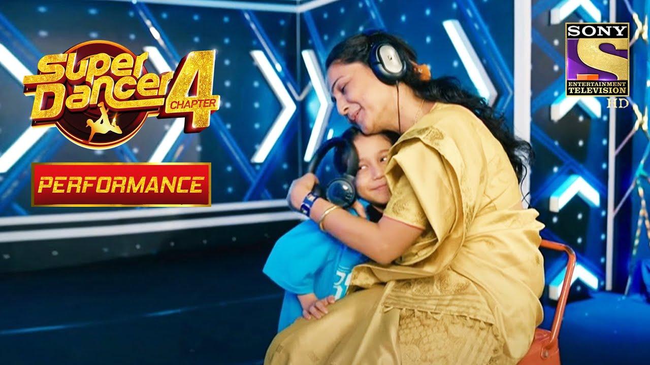 Download बच्चो ने दिया Parents को Surprise Gift| Super Dancer 4 | सुपर डांसर 4