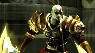GOD OF WAR GHOST OF SPARTA GOD MODE BONUS PLAY 01 - ATLANTIDE