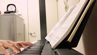 マルコとジーナのテーマを弾きました! 映画「紅の豚」からです。 マルコとジーナには幸せになってほしいです。